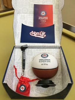 2019-20 SACRAMENTO KINGS Season Ticket Package - Mini Basket