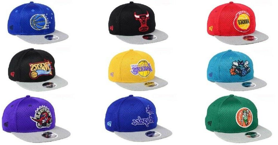 nba mesh hook authentic 9fifty 950 basketball