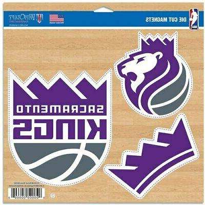sacramento kings 11 x 11 3 pack