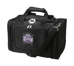 Denco NBA Sacramento Kings Expandable Travel Duffel Bag 22-I