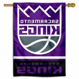 NBA Sacramento Kings House Flag and Banner