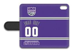 NBA Sacramento Kings Personalized Name/Number iPhone iPod Wa