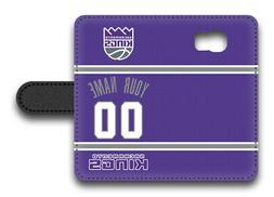 NBA Sacramento Kings Personalized Name/Number Samsung Phone