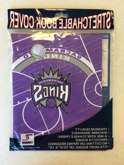 NBA SACRAMENTO KINGS TEAM BOOK COVER SLIP COVER FREE SHIPPIN