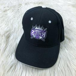 NEW Sacramento Kings Adult One Size Adjustable Embroidered L