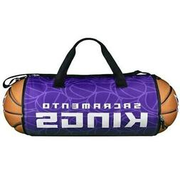 Sacramento Kings Basketball to Duffle Bag