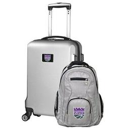Sacramento Kings Deluxe 2-Piece Backpack and Carry-On Set -