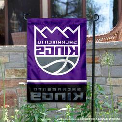 Sacramento Kings Garden Flag and Yard Banner