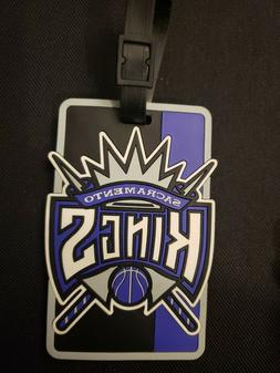 Sacramento Kings Luggage Tag NEW