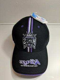 SACRAMENTO KINGS - NBA - EMBROIDERED - ONE SIZE ADJUSTABLE B