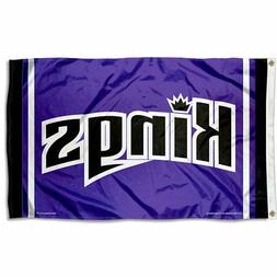 Sacramento Kings NBA Flag Banner