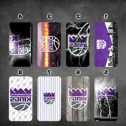 wallet case Sacramento Kings iphone 7 iphone 6 6+ 5 7 X XR X